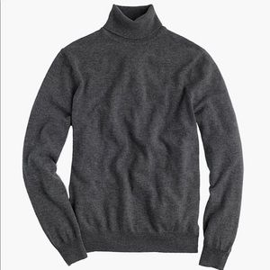 J Crew Merino Wool Turtleneck Sweater NWT